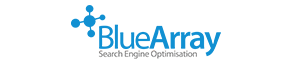 Logo of SEO agency BlueArray