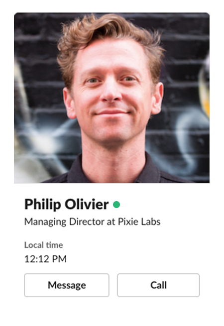 Philip Oliver Managing Director of tech development agency Pixie Labs