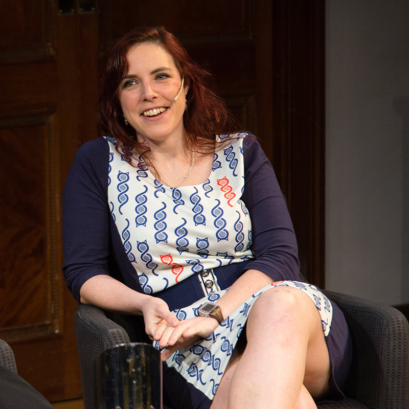 Kat Arney founder of content marketing agency First Create The Media