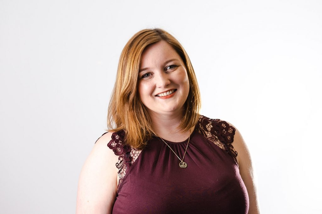 Lara Findlay co-founder of scotland based app development agency GearedApp