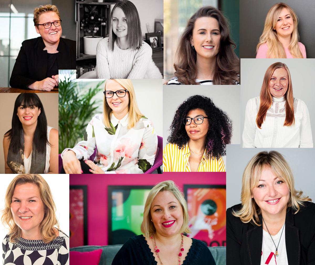 women agency owners