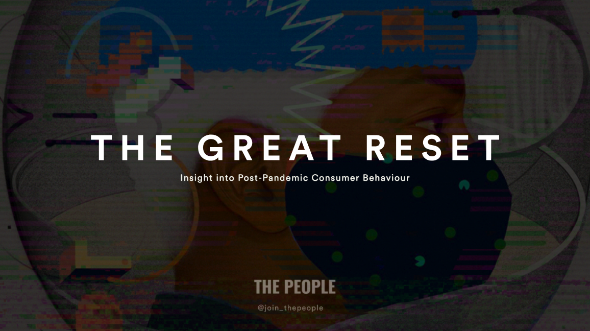The Great Reset Understanding Young People Report from The People